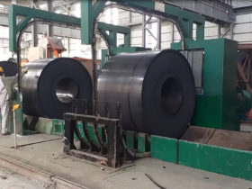 Hot-Rolled-Coil-Circumferential-Strapping-Equipment