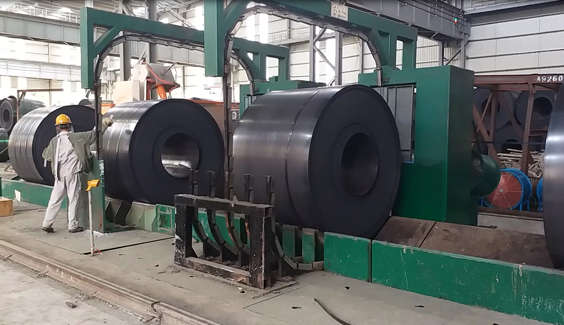 Circumference strapping,Steel Strapping Sealer,coils binding