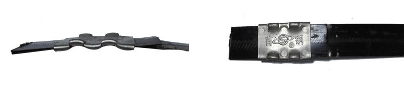 seal joint, steel belt buckle